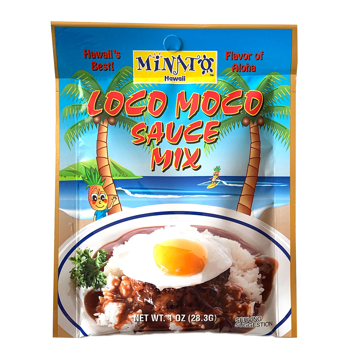 Loco Moco Sauce Mix Minato S Hawaii